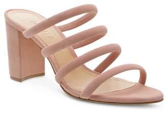 c7fabf1a1e1f Schutz Brown Block Heel Women s Sandals - ShopStyle