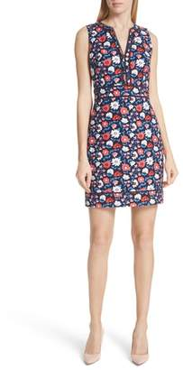 Kate Spade New York Daisy Jacquard Sheath Dress