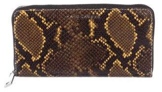 Marc Jacobs Embossed Continental Wallet