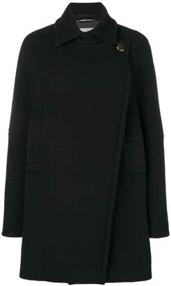 Sportmax loose double-breasted coat