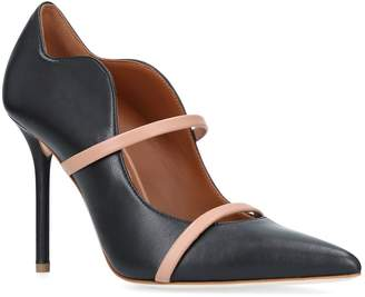 Malone Souliers Leather Maureen Pumps 100