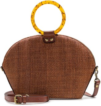 Patricia Nash Tapestry Dome Bag - Medola