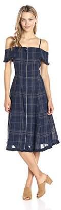 Greylin Women's Cait Off Shoulder Dress