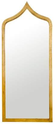 Worlds Away Iron Moroccan Mirror Extra Long
