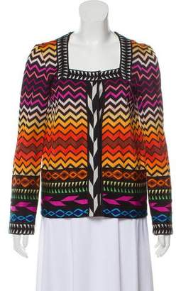 Missoni Printed Abstract Cardigan