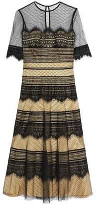Catherine Deane Lace Midi Dress