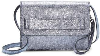Vince Camuto Albyn Metallic Flap Bag