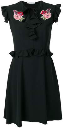 DAY Birger et Mikkelsen Vivetta short ruffled dress