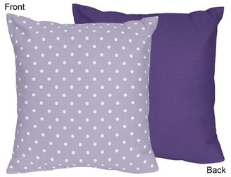 JoJo Designs Sweet Sloane Cotton Throw Pillow Sweet