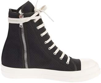 Drkshdw Perforated Hi-top Sneakers