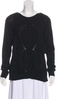 Surface to Air Knit Long Sleeve Sweater