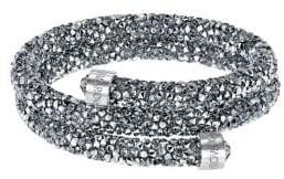 Swarovski Crystaldust Bangle Bracelet
