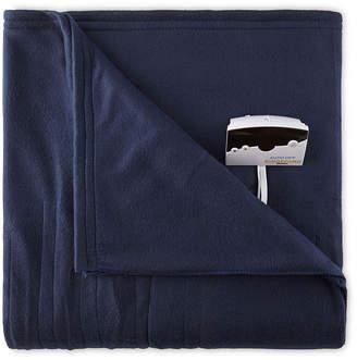 JCPenney BiddefordTM Comfort Knit Heated Blanket