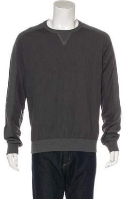 Dolce & Gabbana Long Sleeve Crew Neck Sweater