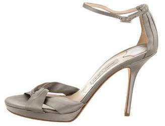 Jimmy Choo Marion Ankle-Strap Sandals