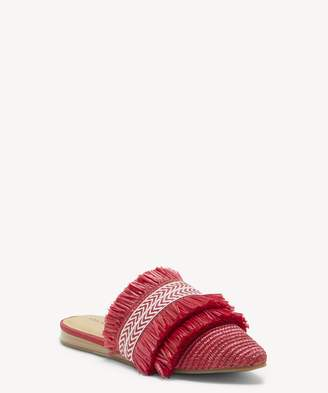Sole Society Baoss Pointed Toe Flat