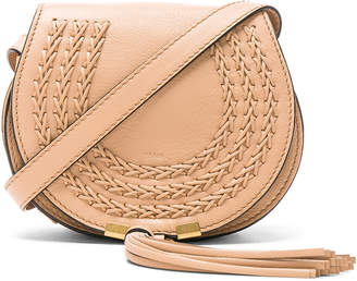 Chloé Small Braid Marcie Satchel