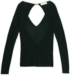 Amanda Wakeley Cutout Cashmere Sweater