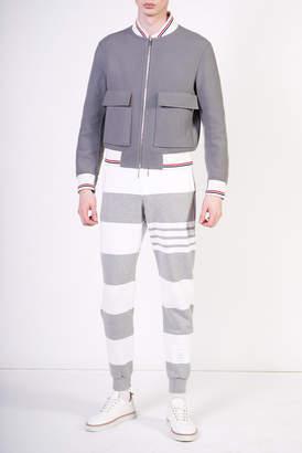 Thom Browne Classic stripe sweatpants