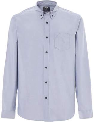 Oakley Long-Sleeve Solid Woven Shirt - Men's