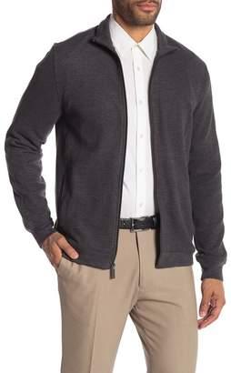 Perry Ellis Full Zip Sweater