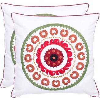 Safavieh Sunder Bohemian Pillow, Set of 2