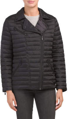Mia Quilted Nylon Jacket
