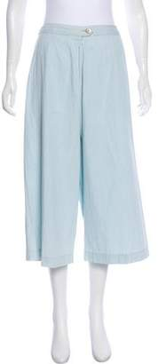 3x1 High-Rise Cropped Pants w/ Tags