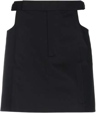 Helmut Lang Knee length skirts - Item 35411252ME
