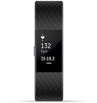 Fitbit Charge 2 Heart Rate and Fitness Tracking Wristband Special Edition, Small