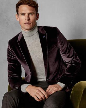 Ted Baker MARIBO Velvet jacket