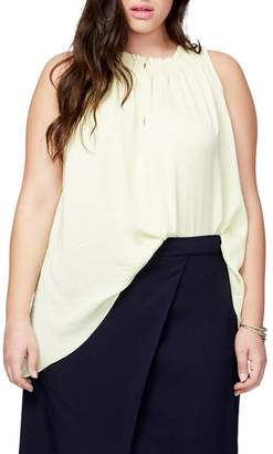 Rachel Roy Melinda Asymmetrical Hem Top