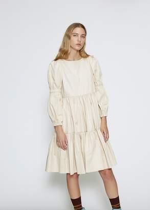 Milla Molly Goddard Long Sleeve Dress
