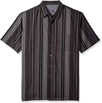 Van Heusen Men's Tall Size Big Air Short Sleeve Shirt