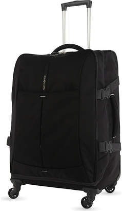 Samsonite 4Mation four-wheel Spinner Duffle 67cm $158 thestylecure.com