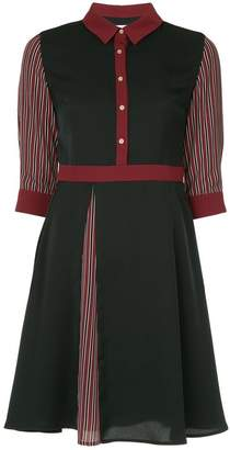 GUILD PRIME panel shirt dress