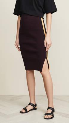 Scotch & Soda Fitted Knit Skirt