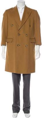 Burberry Vintage Wool & Cashmere Coat