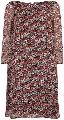 Claudie Pierlot Floral Hippy Dress