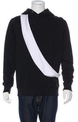 Givenchy Sash-Accented Hoodie