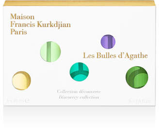 Francis Kurkdjian Scented Bubbles Discovery Collection