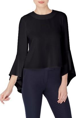 Women's Catherine Catherine Malandrino Timber Bell Sleeve Blouse
