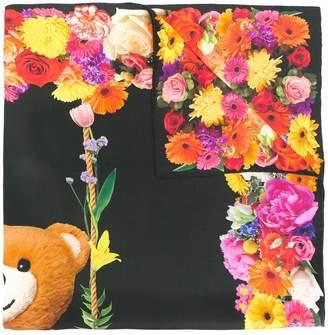 Moschino Toy Teddy scarf