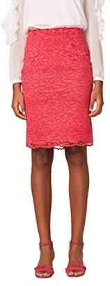 Esprit Women's 038eo1d004 Skirt,(Manufacturer Size: 40)