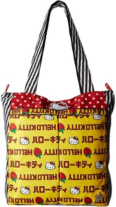 Ju-Ju-Be - Hello Kitty Be Light Bags $45 thestylecure.com
