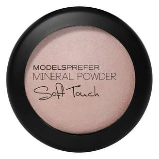 Models Prefer Soft Touch Mineral Powder 10 g