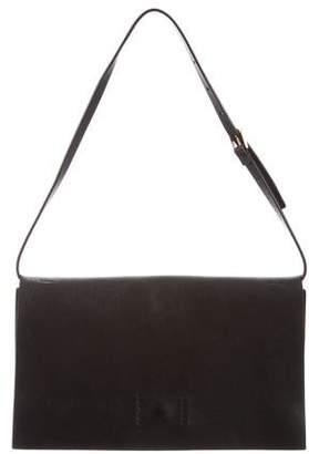 Calvin Klein Collection Leather Shoulder Bag