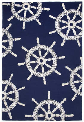 Liora Manné Trans-Ocean Frontporch Hand-Tufted Synthetic Indoor/Outdoor Rug