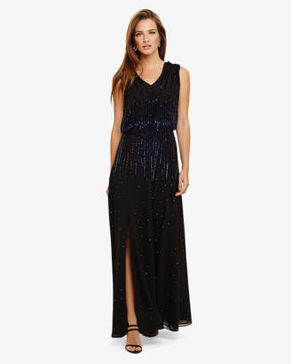 Phase Eight Mia Placement Sequin Dress