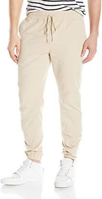 Michael Stars Men's Zippered Jogger Pant